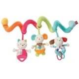 babyFEHN Activity Spiral Cat