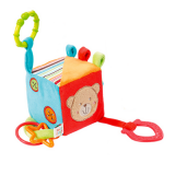 babyFEHN Activity Cube Teddy Oskar
