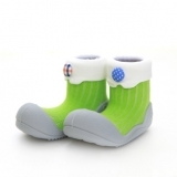 Attipas Toddler Shoe Lollipop Green