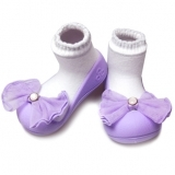 Attipas Toddler Shoe Crystal Violet