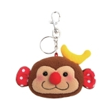 Balloon Key Ring - Banana Monkey