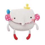 Balloon Side Bag - Princess Elephant