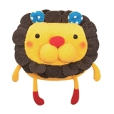 Balloon Side Bag - Petal Lion