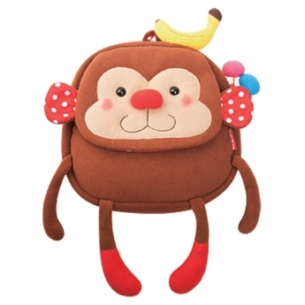 Balloon Backpack - Banana Monkey