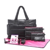 CIPU CT-Bag 2.0 Black & Pink (Combo)