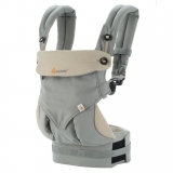 Ergobaby Carrier - 360 Grey