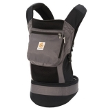 Ergobaby Carrier - Performance Char BK