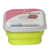 Silicone Collapsible Snack Box - Medium