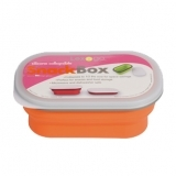 Silicone Collapsible Snack Box - Small