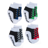 juDanzy Socks Boy Lace Up