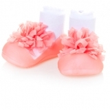 Attipas Toddler Shoe Corsage Pink