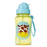 Skip Hop Zoo Straw Bottle - Giraffe