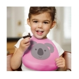 Make My Day Baby Bib - Bear With Me Koala
